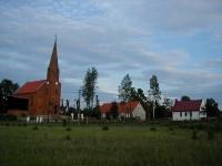 Glubczyn zdjęcia Kościoła - widok ogólny (zdjęcie z roku 2003)