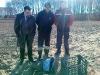 Głubczyn - niewybuch, znaleziono niewypał