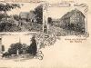 Przedwojenna pocztówka z Głubczyna