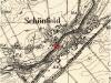 Pomnik - most na rzece Głomii w Skórce - lokalizacja na mapie