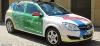 Samochód Google StreetView